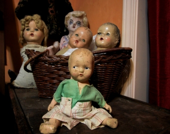 Dolls from Collection