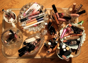 collections, makeup