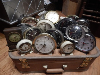Collections, Clocks
